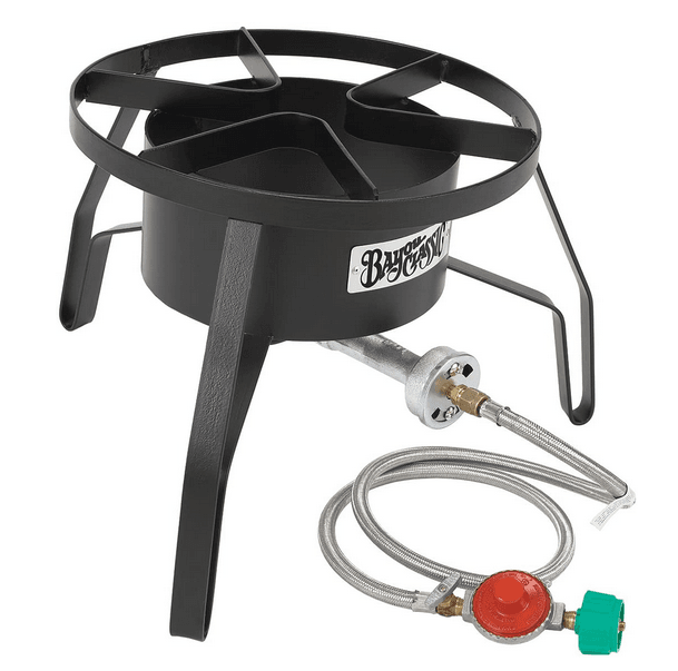 Bayou Classic High-Pressure Propane Outdoor Cooker